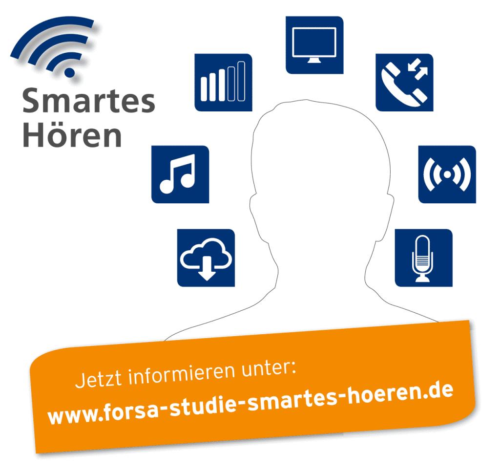 FORSA-Studie »Smartes Hören«